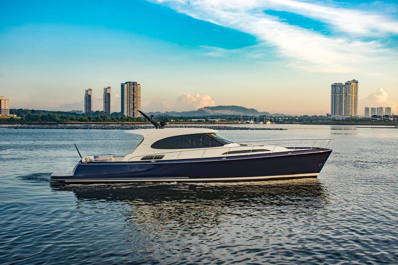 Debutto del Palm Beach GT60 al Miami Yacht Show