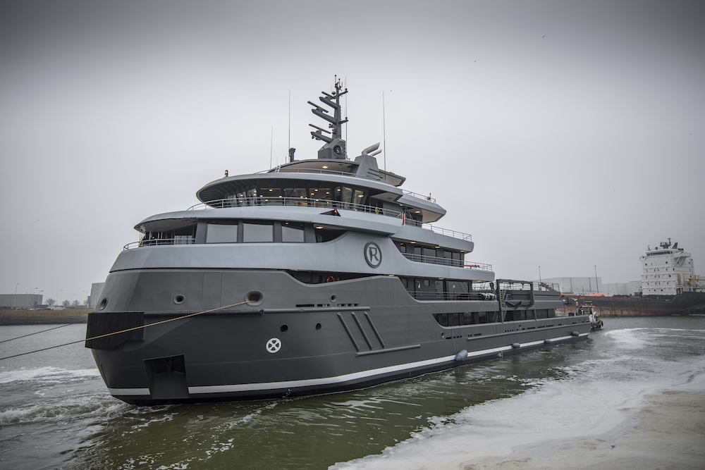 Icon Yachts launches 68 mt conversion project Ragnar