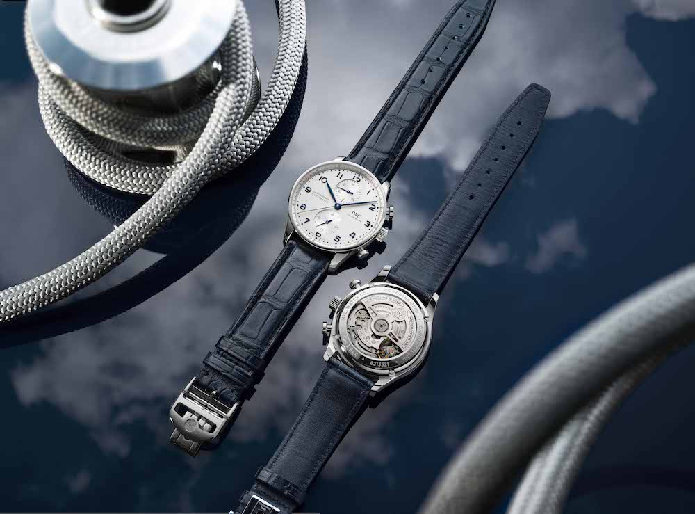 IWC Schaffhausen and Solaris Yachts announce their new partnership