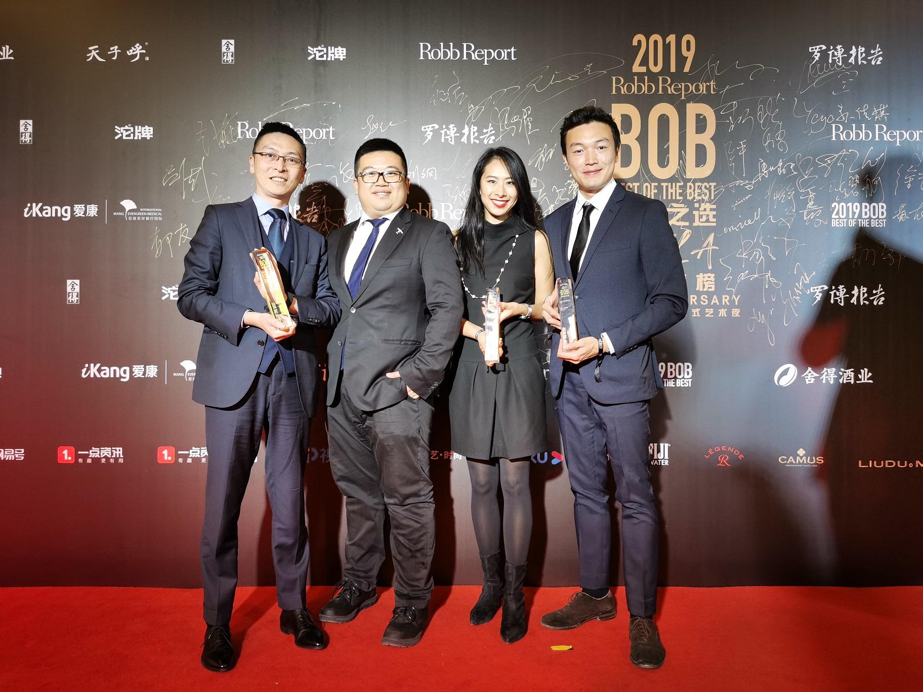 Il Gruppo Ferretti trionfa in Asia