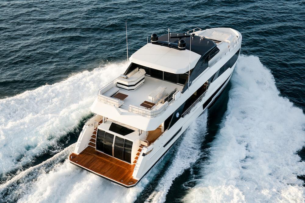 The Ocean Alexander 90R