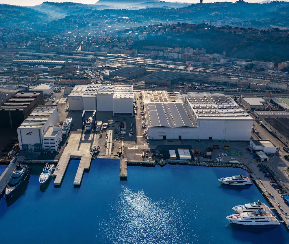 Ferretti Group builds a trigeneration plant in the Ancona site