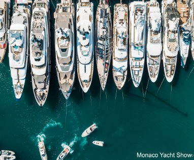 The Monaco Yacht Show 2020 is still on course