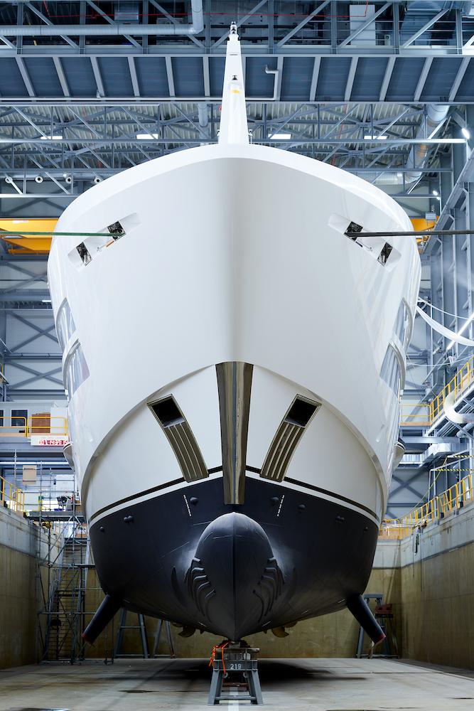 Heesen launches 55-metre steel class, Project Castor