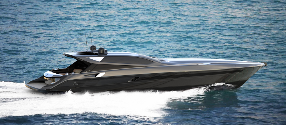 All-new Otam 70HT set to rock the boat