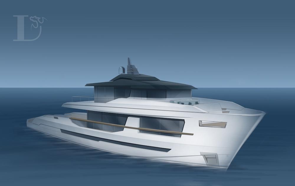 Lynx Yachts unveils Orion