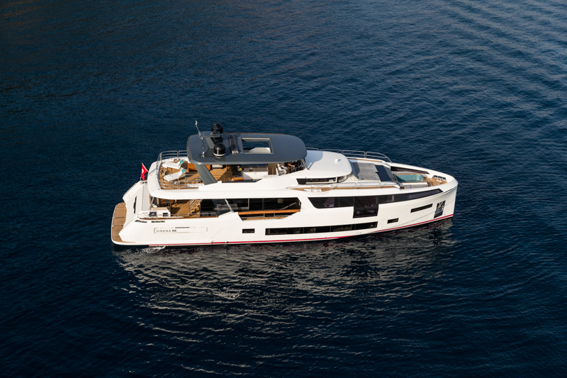 6th Sirena 88 sold to US client