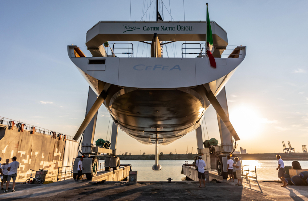 Launched the Solaris 111