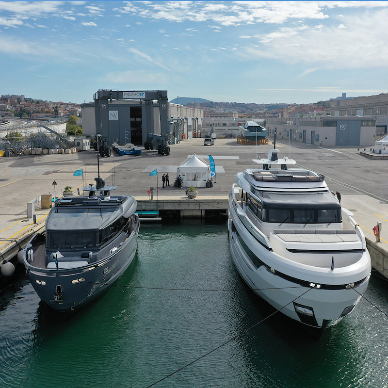 First edition of the 'Palumbo Superyachts – three-day private event