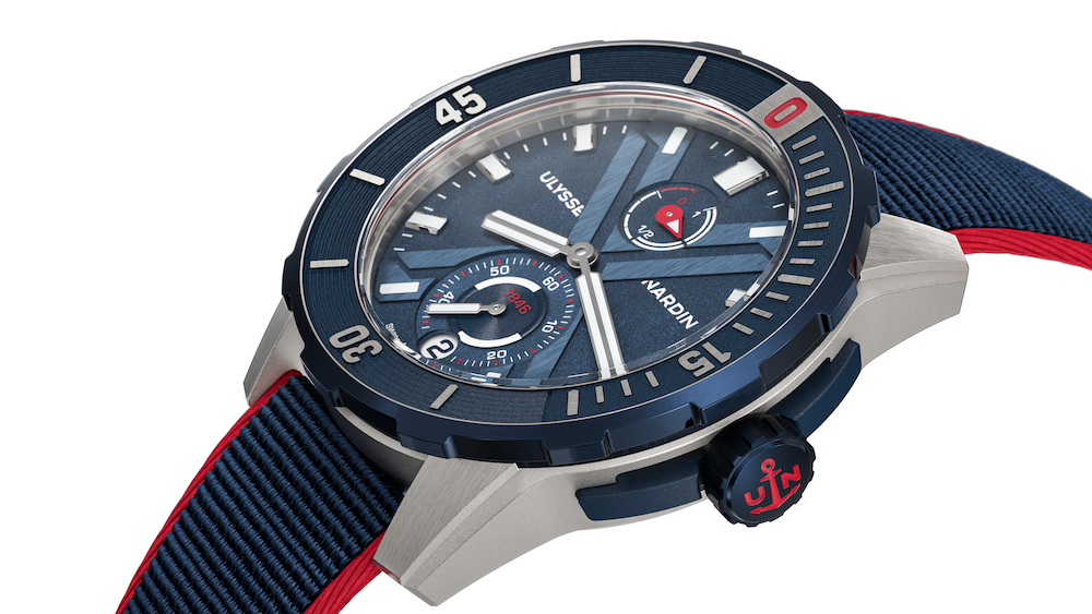 Ulysse Nardin will be the Official Timekeeper of the Vendée Globe