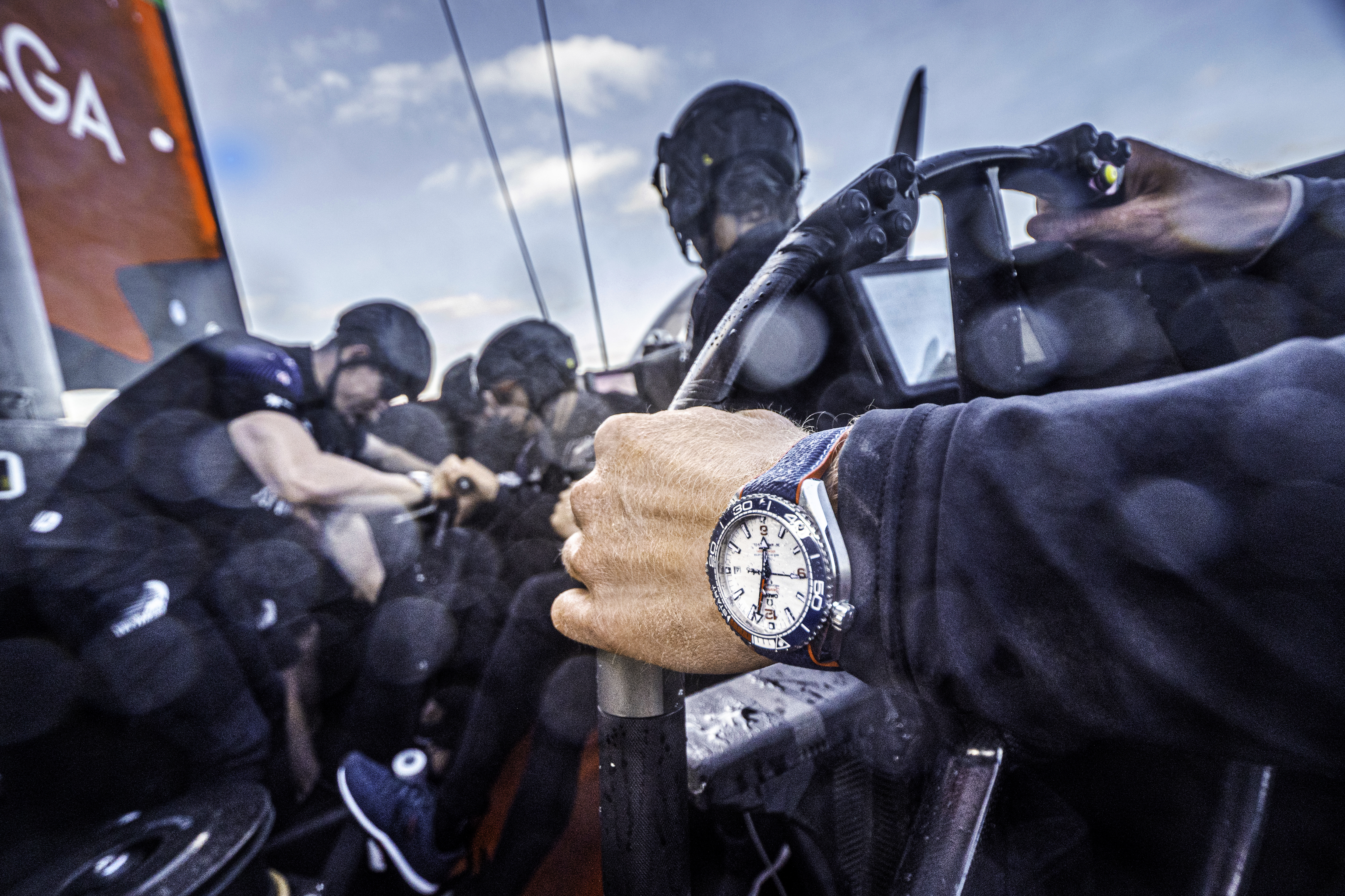 Omega and the America's Cup